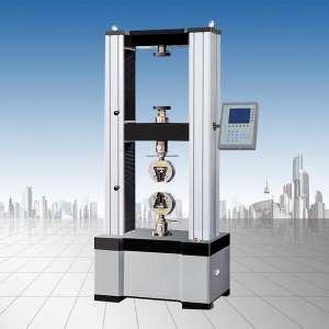 微机控制屏显万能材料试验机