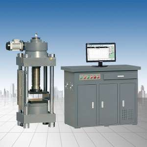 YAW-3000微机控制电液伺服压力试验机