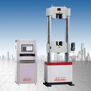 WAW-600-600KN电液伺服钢绞线试验机